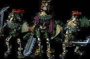 The Legend of Zelda Majora's Mask 3D - Character artwork 40