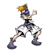 The World Ends with You Final Remix - Character Art - Neku 5