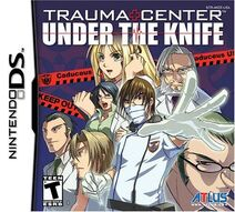 Trauma Center Under the Knife (NA)