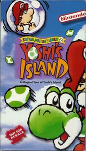 Yoshi's Island promotional video