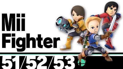 51-53- Mii Fighter – Super Smash Bros. Ultimate