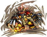 Bowser - Mario Strikers Charged