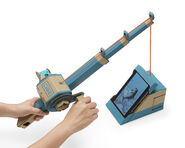 Nintendo Labo - Toy Con Variety Kit 01a Fishing Rod