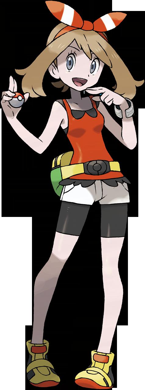 may pokémon trainer nintendo fandom powered by wikia