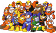 Robot Masters