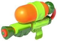 Splatoon - Weapon 02