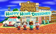 Animal Crossing - Happy Home Designer - Screenshot 01