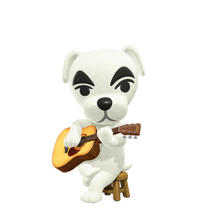 Animal Crossing New Horizons - K.K. Slider