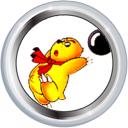 Badge-pounce