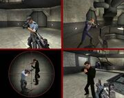 Deathmatch - 007 agent under fire