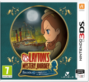 Layton's Mystery Journey Katrielle and the Millionaires' Conspiracy (IT)
