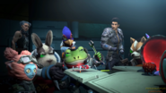 Starlink Battle for Atlas DLC - All Star Wolf Bosses + Cutscenes 0-41 screenshot