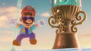 Super Mario Odyssey - Luigi's Balloon World - Screenshot 02