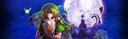 The Legend of Zelda Majora's Mask 3D - Artwork 02 (No logo)
