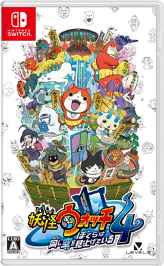 Yo-kai Watch 4 (JP)