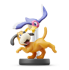 Amiibo - SSB - Duck Hunt