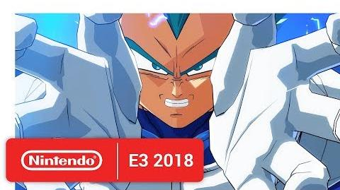 DRAGON BALL FighterZ - Nintendo Switch Trailer - Nintendo E3 2018