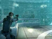 Metal gear Solid Twin Snakes screenshot 1