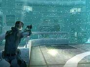 Metal gear Solid Twin Snakes screenshot 1