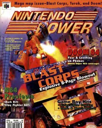 Nintendo Power V95 | Nintendo | Fandom
