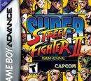 Super Street Fighter II Turbo Revival