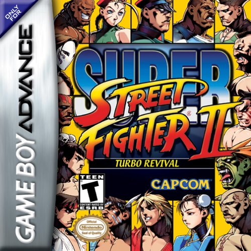 Street Fighter Ii Turbo Revival Nintendo Fandom