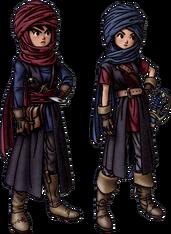Thief (Dragon Quest IX Sentinels of the Starry Skies)