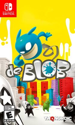De Blob (Switch NA)