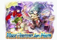 Fire Emblem Heroes - Summoning Banner - Sacred Memories