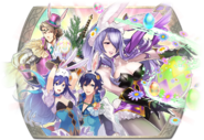 Fire Emblem Heroes - Summoning Banner - Spring Festival