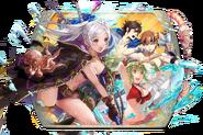 Fire Emblem Heroes - Summoning Banner - Ylissean Summer