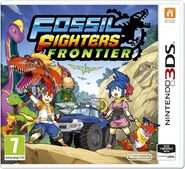 Fossil Fighters Frontier (EU)