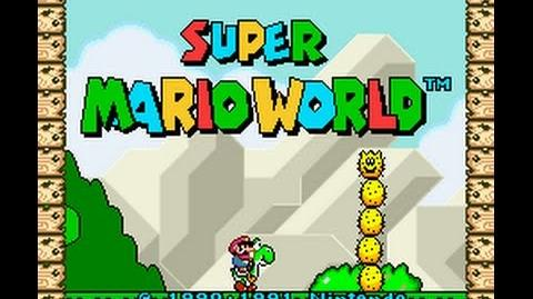 LONGPLAY SNES Super Mario World (100%) (HD, 60FPS)