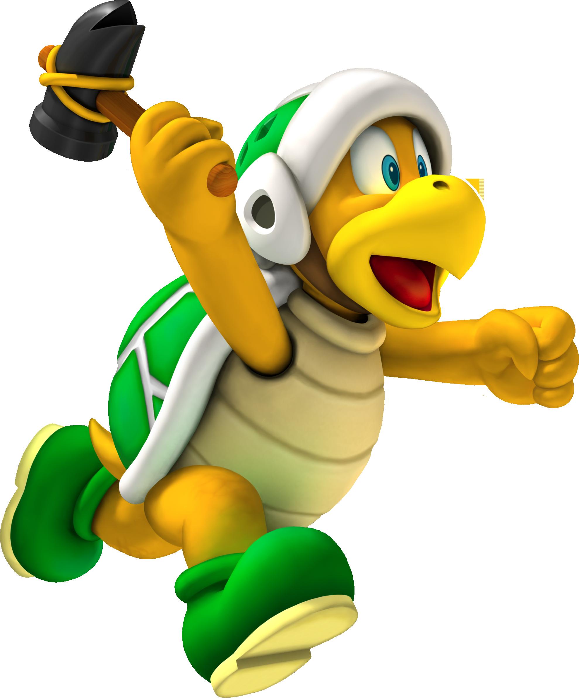 Hammer Bro Nintendo Fandom Powered By Wikia