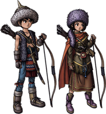 Ranger (Dragon Quest IX Sentinels of the Starry Skies)