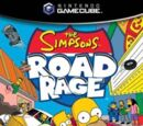 The Simpsons Road Rage
