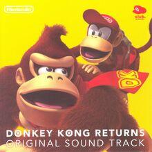 Donkey Kong Country Returns Soundtrack