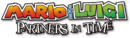 Mario & Luigi Partners in Time Logo (EN)
