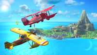 SSB Pilotwings