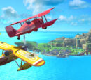 Pilotwings (Super Smash Bros.)