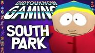 South Park Games - Did You Know Gaming? Feat
