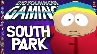 South Park Games - Did You Know Gaming? Feat. Dazz