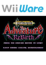Castlevania The Adventure ReBirth Icon