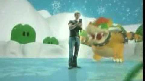 Mario Pinball Land USA Commercial