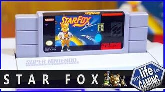 Star Fox - Is the SNES Original the Best? MY LIFE IN GAMING