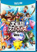 Super Smash Bros. Wii U (JP)