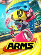 ARMS - Key Art - Vertical 02
