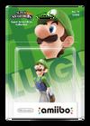 Amiibo - SSB - Luigi - Box