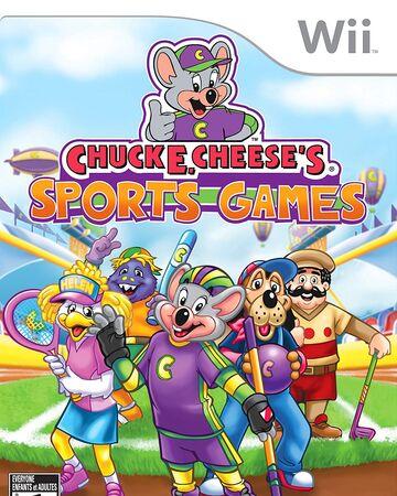 Chuck E Cheese S Sport Games Nintendo Fandom