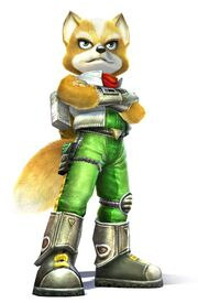 Fox McCloud Adventures
